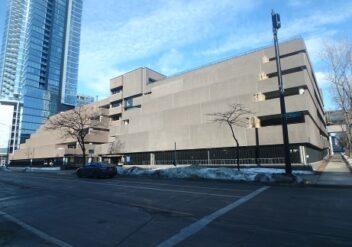 Cass Street Parking Structure