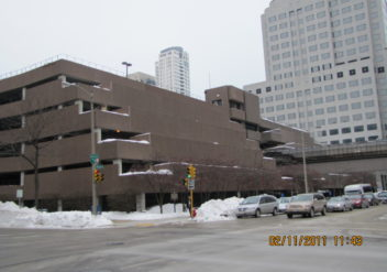 Cass Street Parking Structure