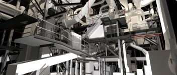Industrial Scan-to-BIM